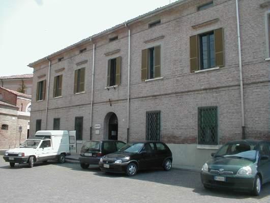 Il municipio di Gonzaga
