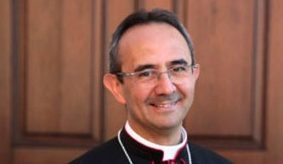 Il vescovo Marco Busca