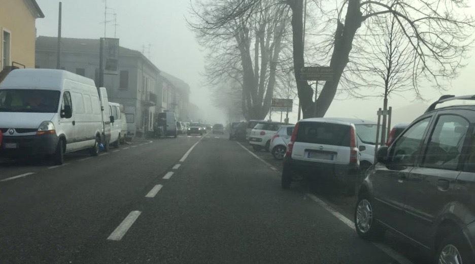 Parcheggi presi d'assalto a Gonzaga per il primo mercatino dell
