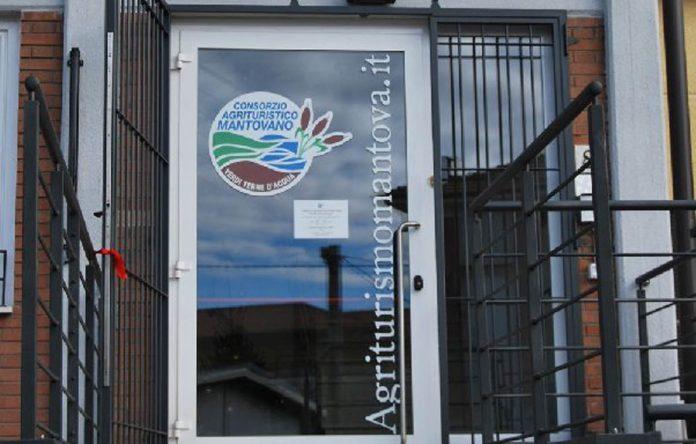 La sede del Consorzio Agriturismo Mantovano