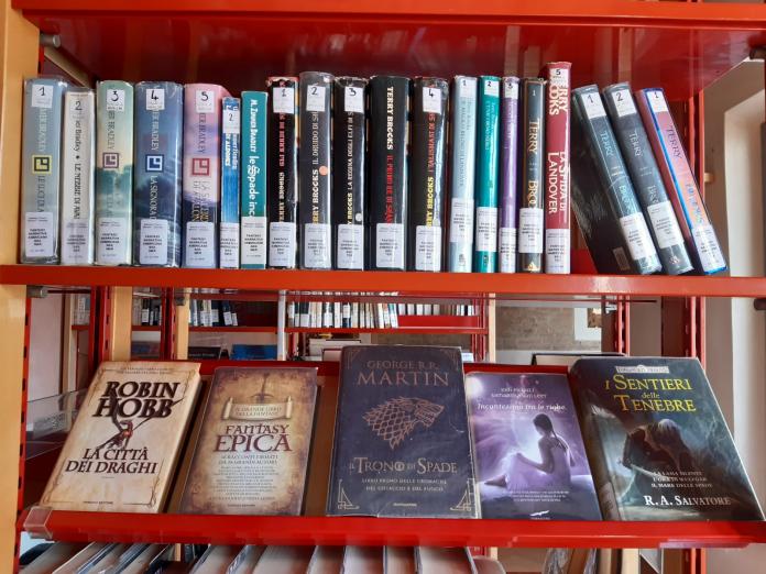 La Biblioteca di Gonzaga torna nella sua sede e rinnova il sistema di ricerca
